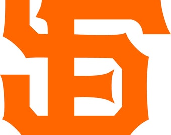 San Francisco Giants Decals