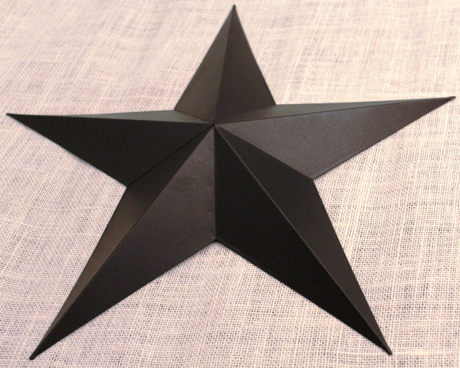 24 large metal tin barn star wall decor. Black Bedroom Furniture Sets. Home Design Ideas