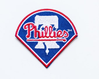 Philadelphia Phillies Patch.....About 3 x 3 inches