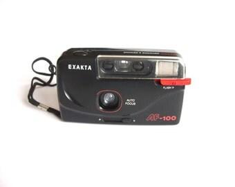 Vintage,Compakt,Camera EXAKTA AF-100,35mm,Drezden,Gemany, 90s