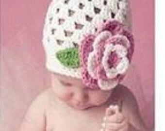 baby hat, toddler hat, handmade crochet hat, lovely hats,  crochet hat for girls, girl  hats