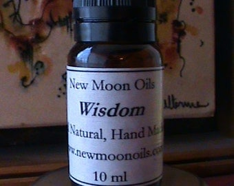 All Natural Wisdom Oil