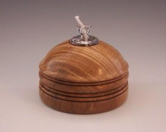 Popular items for wood oil lamp on etsy for Wooden kerosene lamp holder