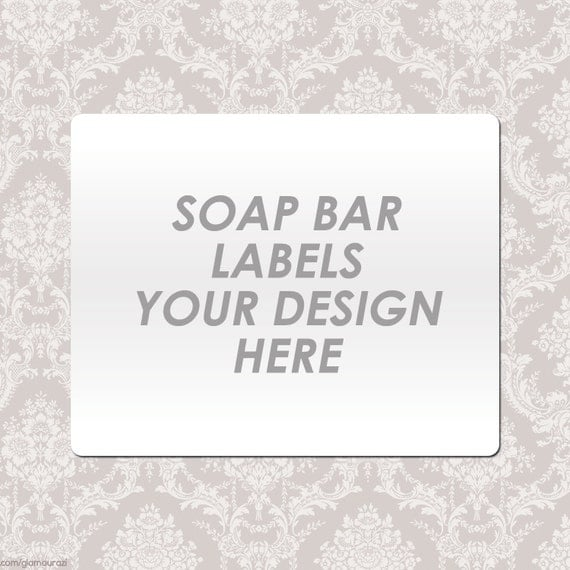 Your Custom Soap Bar Labels