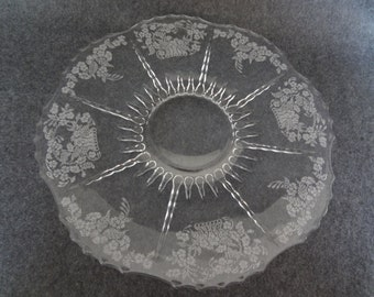 Etched Platter/Plate