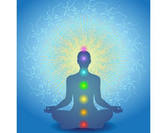 The Blue Light Chakra Activation Meditation