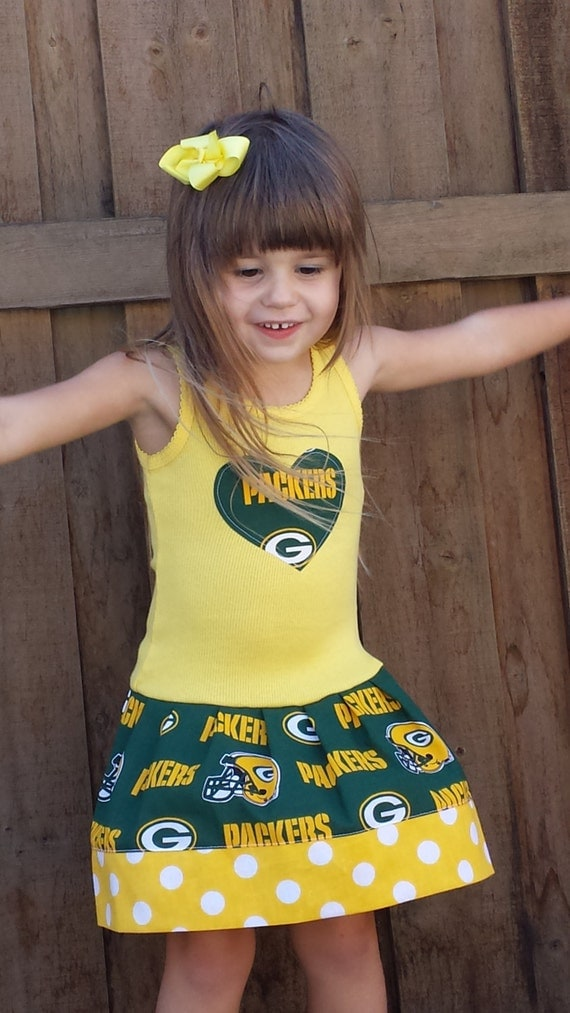 Green bay packers dress all nfl and college teams available for Green bay packers wedding dress