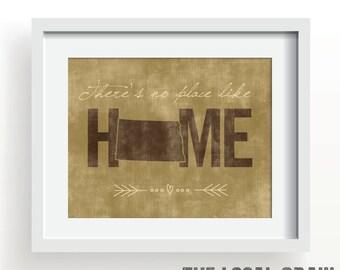 NORTH DAKOTA - There's No Place Like Home