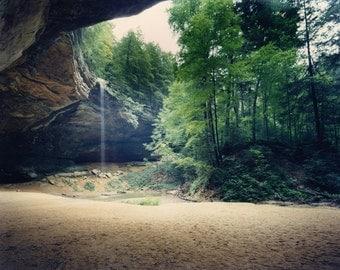Ash Cave Hocking Hills Ohio