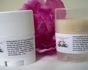 Natural/Organic/Stick Deodorant