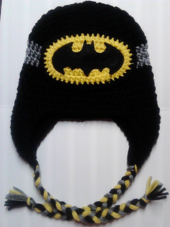 Crochet Pattern Batman Hat : Chandeliers & Pendant Lights