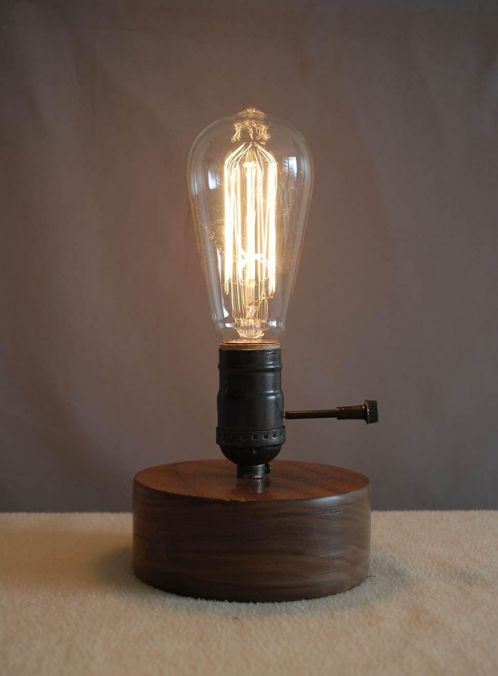 Edison Lamp Edison Light Antique Lamp Antique Reading Lamp