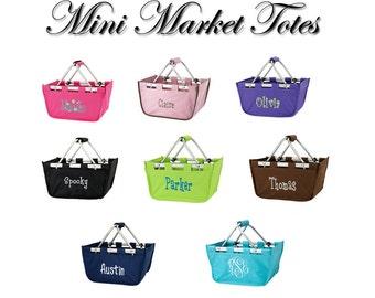Mini Market Totes