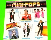 K-tel Mini Pops Vintage Record Album LP We're the Mini*Pops