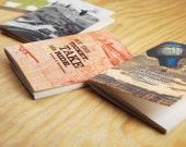 4 Traveler Pocket Notebooks Set - 4 unique journals