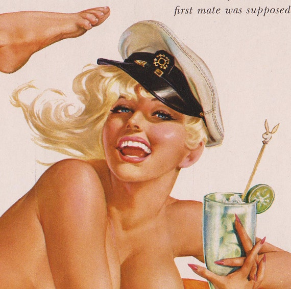 1964 PLAYBOY MAGAZINE JUNE