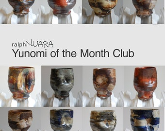 yunomi of the month club