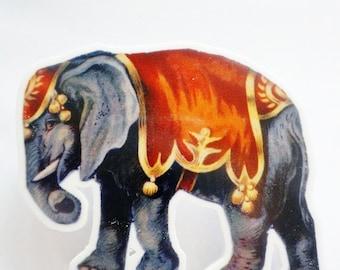 50% OFF - CIRCUS elephant brooch