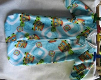 Fleece Baby Sack Available in Sizes S-XL