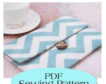 Macbook 13 Sleeve Pattern ,macbook Case Pattern, PDF Sewing Pattern Ebook Sewing Tutorial, INSTANT DOWNLOAD