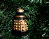 Russell T Davies style Doctor Who Gold Daleks YOU PICK