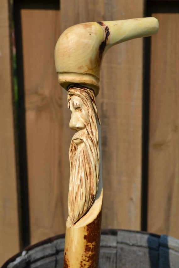 Old Man Of Mountain Root Cane 342