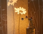 Small Daisy Table Lamp