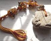 Abundance - Holey Stone Amulet - Hagstone - Odin Stone