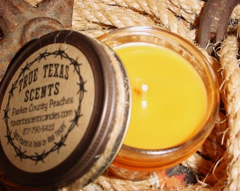 A Bushel & A Peck )- 4 oz western Texas Candle