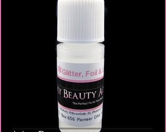 Glitter Foil and Line FX-Eyeliner, Foiling and Glitter Adhesive Serum