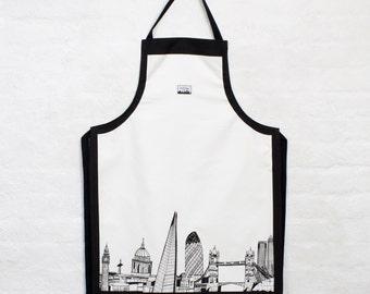 London Skyline Apron