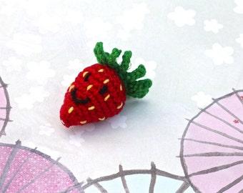 Strawberry Amigurumi