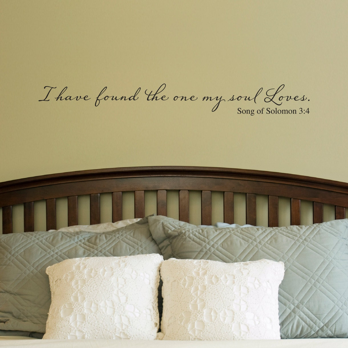 Wonderful Scripture Wall Decals Pictures Design Ideas – Dievoon