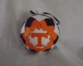 Quilted Sugar Plum Ornament Tennessee . . . FREE SHIPPING!