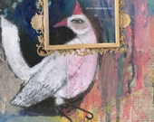 The Mockingbird and the Mirror: PRINT / 8x10 or 5x7