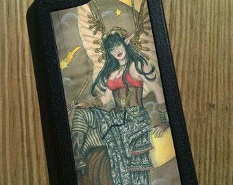 iPhone 5 Case Steampunk Fairy