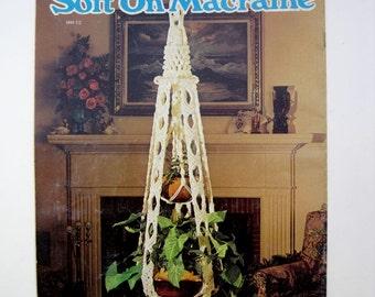 Macrame Patterns - Plant Hangers, Angel, Wine Rack