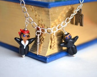 Pirate vs Ninja Bracelet