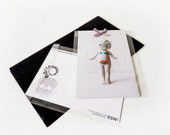 Postcards - Two Cards plus FREE Mystery Card Included - Photography Images - Holiday Occasion Greeting Cards - Warrior Merchandise