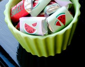 Red Watermelon Party PRINTABLE Candy Bar Wrappers by Love The Day