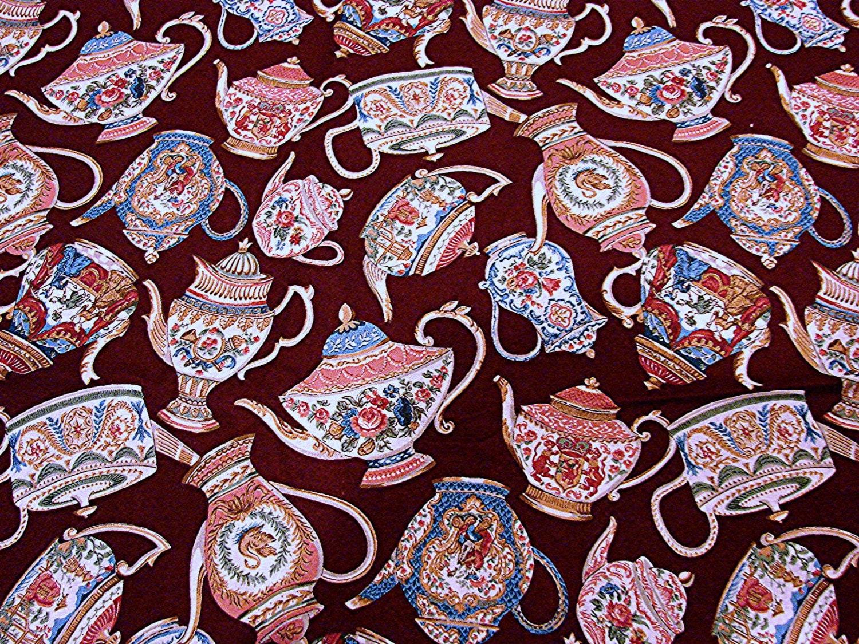 Teapot Fabrics