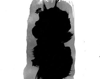 Slapdash - Original Ink Drawing