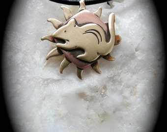 chipmunk jewelry, handmade metal chipmunk necklace, nature art jewelry, wildlife art necklace, gift ideas, wearable art , chipmunk gift