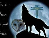 Find Your ANIMAL Spirit Guide Intuitive Psychic Reading