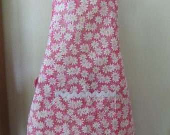 Child's Daisy Apron