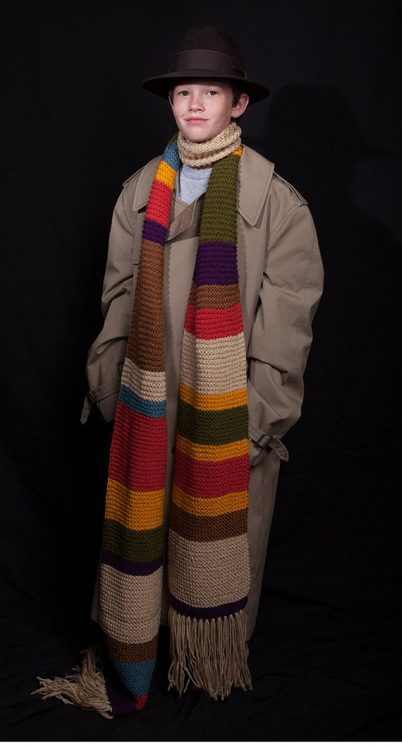 Doctor Who Scarves