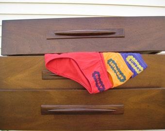 The Weekender - Women's Days of the Week Underwear Multi-Pack - Made to Order