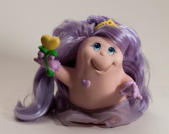 Snugglebumms - Princess Snuggleina Playskool 1985 Vintage Toy