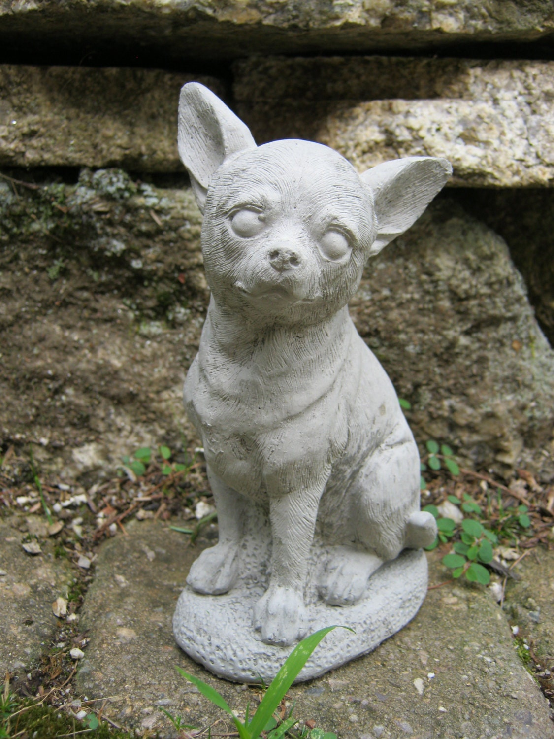 Chihuahua Statue Concrete Chihuahua Statues Cement Dog