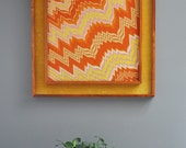 Mod Needlepoint Embroidery